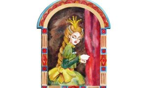 Принцесса Несмеяна