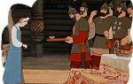 Сказка о мёртвой царевне и семи богатырях