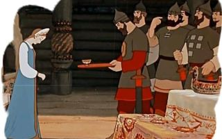 Аудиосказка Сказка о мертвой царевне и семи богатырях