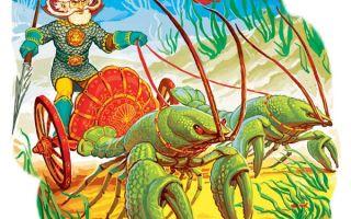 Аудиосказка Морской царь и Василиса Премудрая