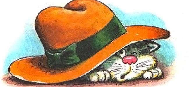Аудиосказка Живая шляпа