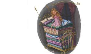 Аудиосказка Принцесса на горошине