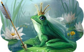 Аудиосказка Царевна лягушка