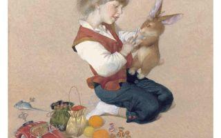 Аудиосказка Плюшевый заяц, или как игрушки становятся настоящими