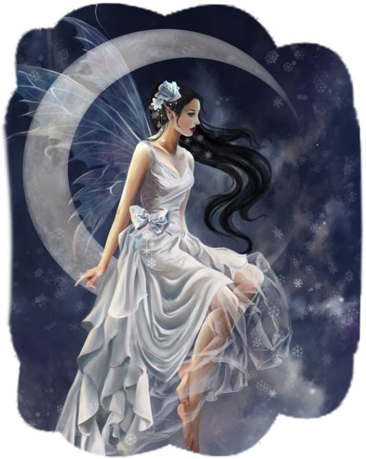 Картинка к сказке Ангел