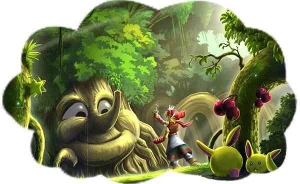 Картинка к сказке Диво дивное, чудо чудное