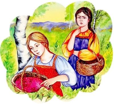 Картинка к сказке Волшебная дудочка