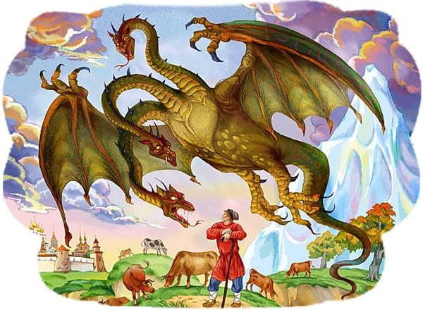 Картинка к сказке Хрустальная гора