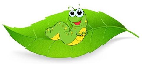 Картинка к сказке Зелёные крошки