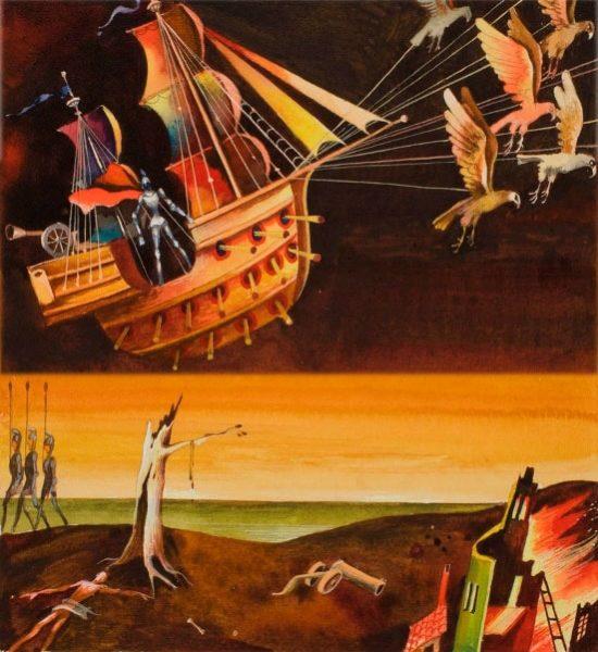 Картинка к сказке Злой князь