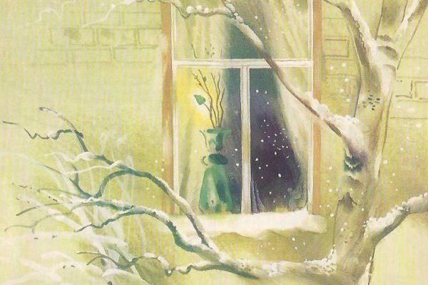 Картинка к Сказке о старой вазе