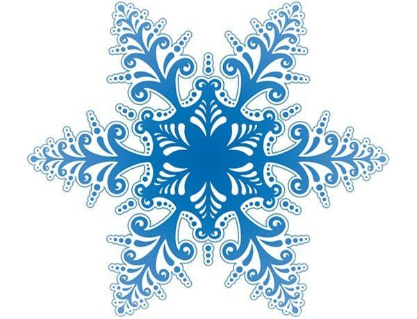 Картинка к сказке Самая главная снежинка