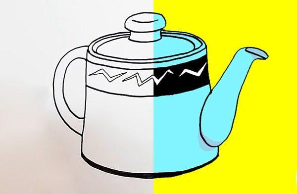 Картинка к сказке Самая хорошая вазочка
