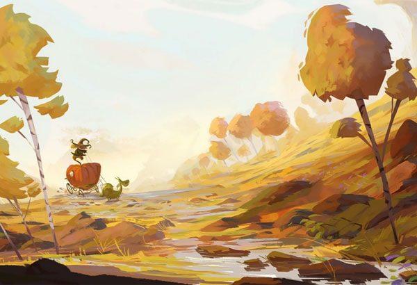 Картинка к сказке Тараканье мыло