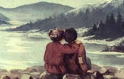 Картинка к Сказке Загадочный Тулункин