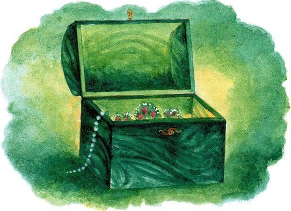 Картинка к сказке Железковы покрышки