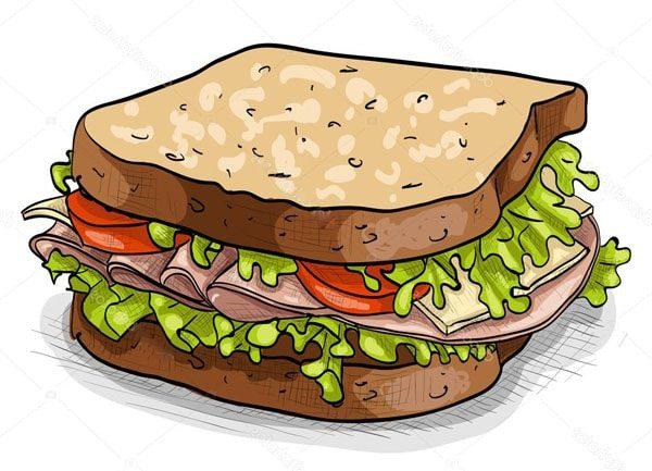 Картинка к сказке Баллада о королевском бутерброде