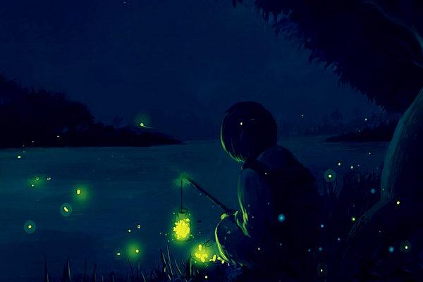 Картинка к сказке Кто ночью не спит