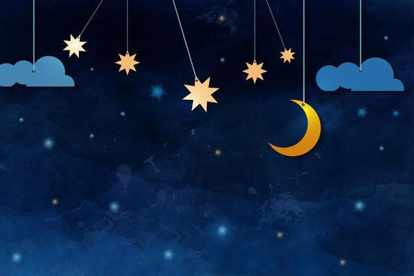 Картинка к сказке Ночной разговор