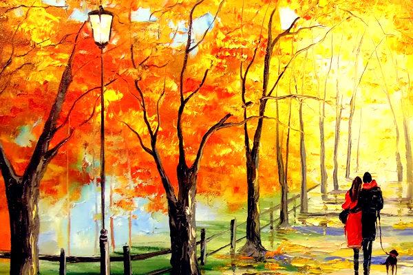 Картинка к сказке Осенняя сказка