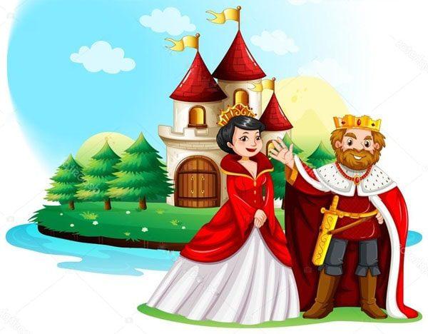 Картинка к сказке Принц кролик