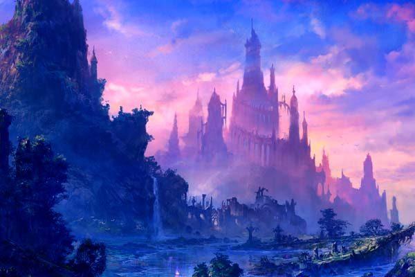 Картинка к сказке Тайна заброшенного замка