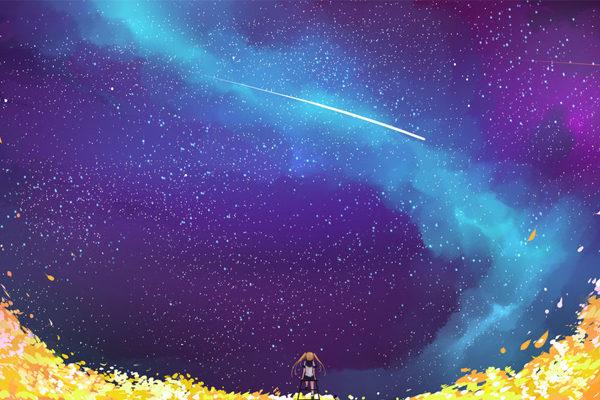 Картинка к сказке Земля и небо