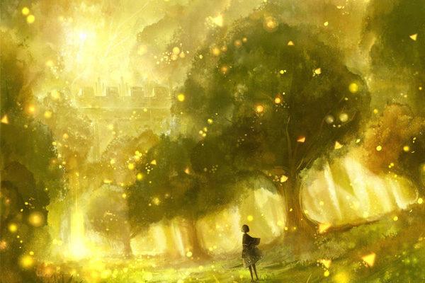 Картинка к сказке Жёлтый туман