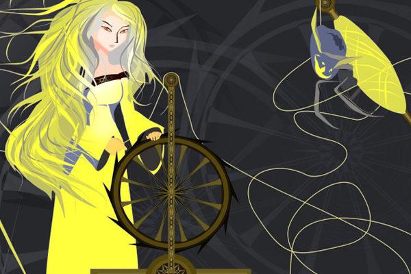 Картинка к сказке Хламушка