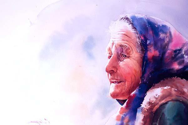 Картинка к сказке О чём рассказывала старуха Иоганна