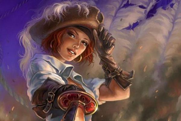 Картинка к сказке Рони, дочь разбойника