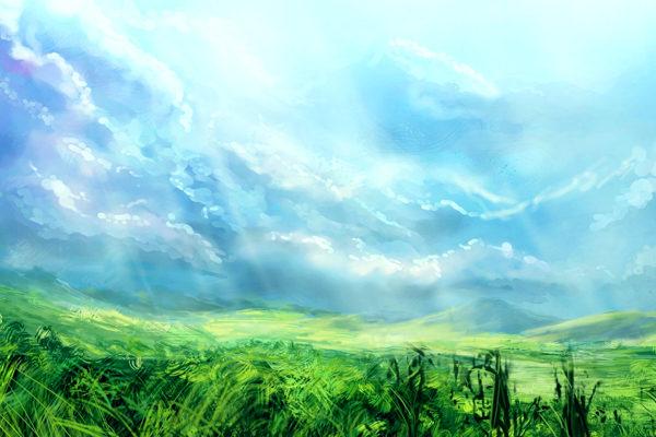 Картинка к сказке Стук-постук