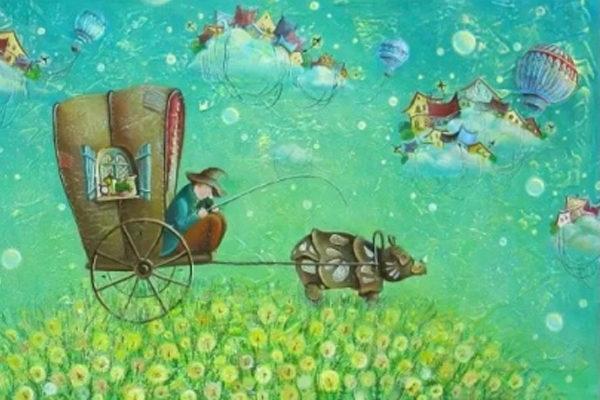 Картинка к сказке Три фельдшера