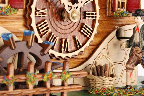 Картинка к сказке Весёлая кукушка
