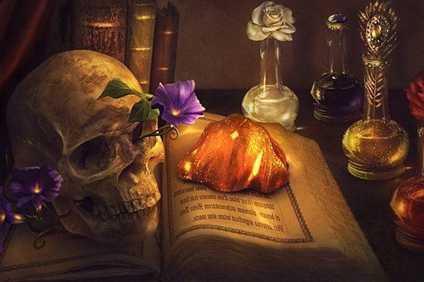 Картинка к сказке Философский камень