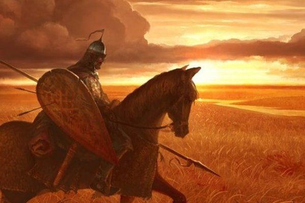 Картинка к сказке Хольгер-Датчанин