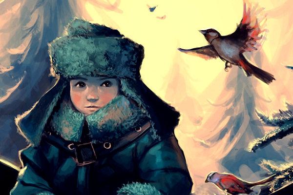 Картинка к сказке Мальчиш-Кибальчиш