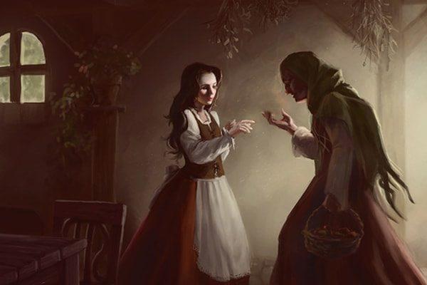 Картинка к сказке Милый Роланд
