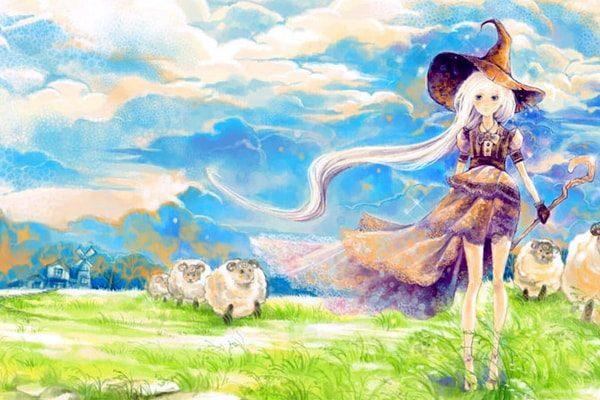 Картинка к сказке Пастушка и трубочист