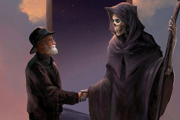 Картинка к сказке Посланцы смерти