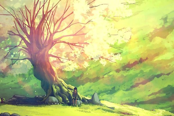 Картинка к сказке Последний сон старого дуба