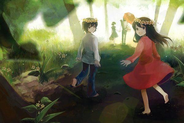 Картинка к сказке Ребячья болтовня