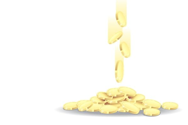 Картинка к сказке Серебряная монетка