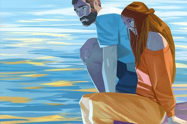Картинка к сказке Сказка про можжевельник