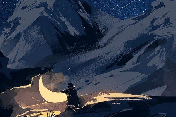 Картинка к сказке Сон