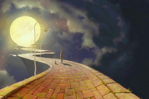 Картинка к сказке Тернистый путь славы