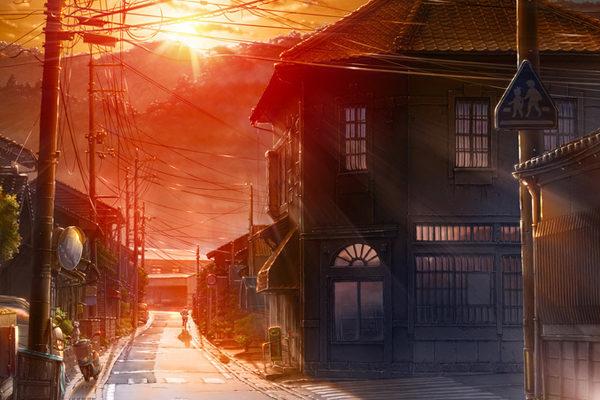 Картинка к сказке В добрый путь