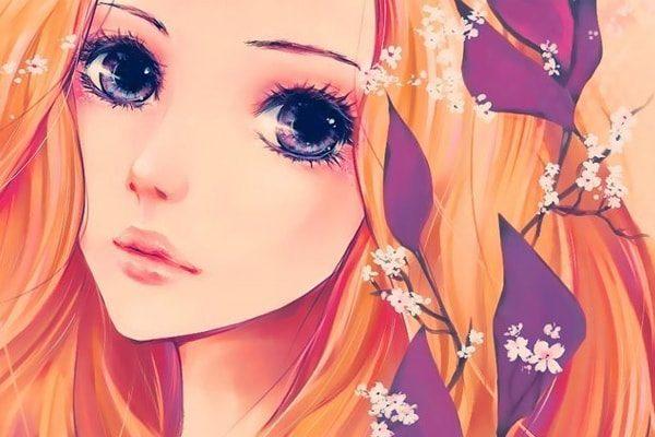 Картинка к сказке Девушка-дикарка