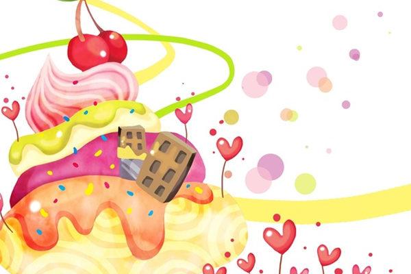 Картинка к сказке Дворец из мороженого