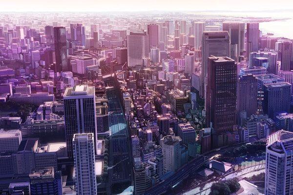 Картинка к сказке Круг по городу